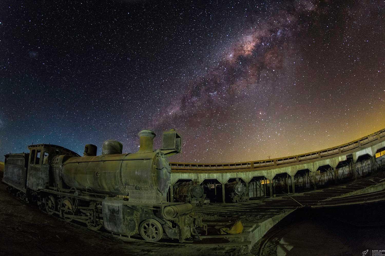 ASTROFOTOGRAFÍA CON ALEXIS JALDÍN RAMIREZ: «Un viaje a las estrellas»