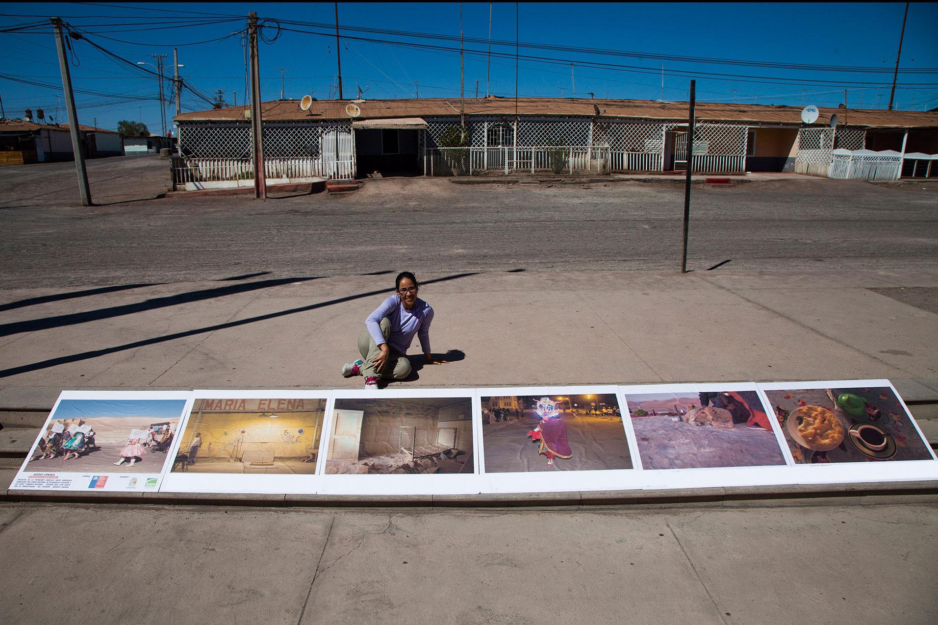 ANGÉLICA ARAYA ARRIAGADA: «Nací entre cámaras y rollos fotográficos»
