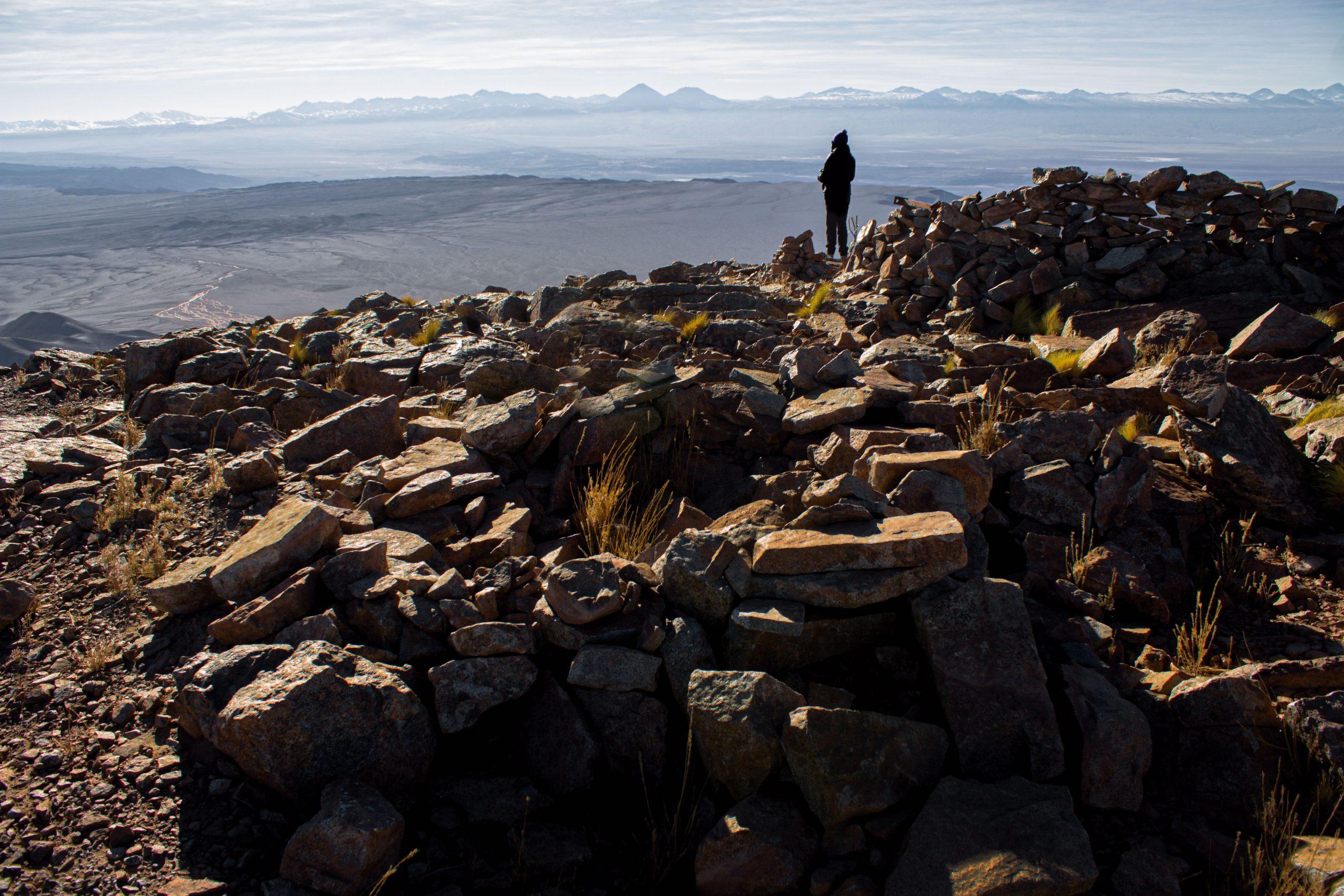 Cerro Quimal. El espíritu femenino de Atacama La Grande