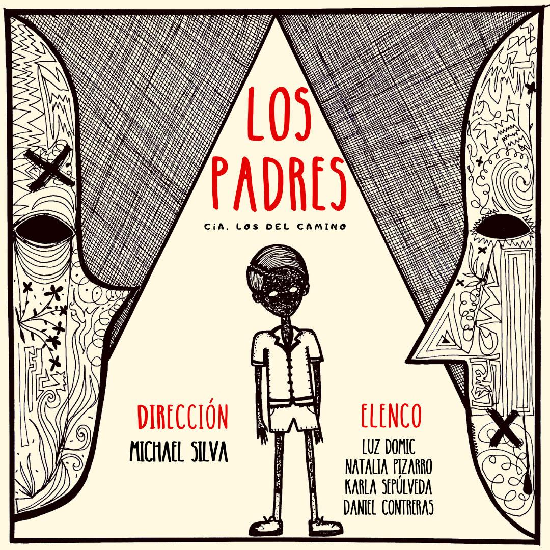 """Compañía Los del Camino estrenan obra virtual """"Los Padres"""""""