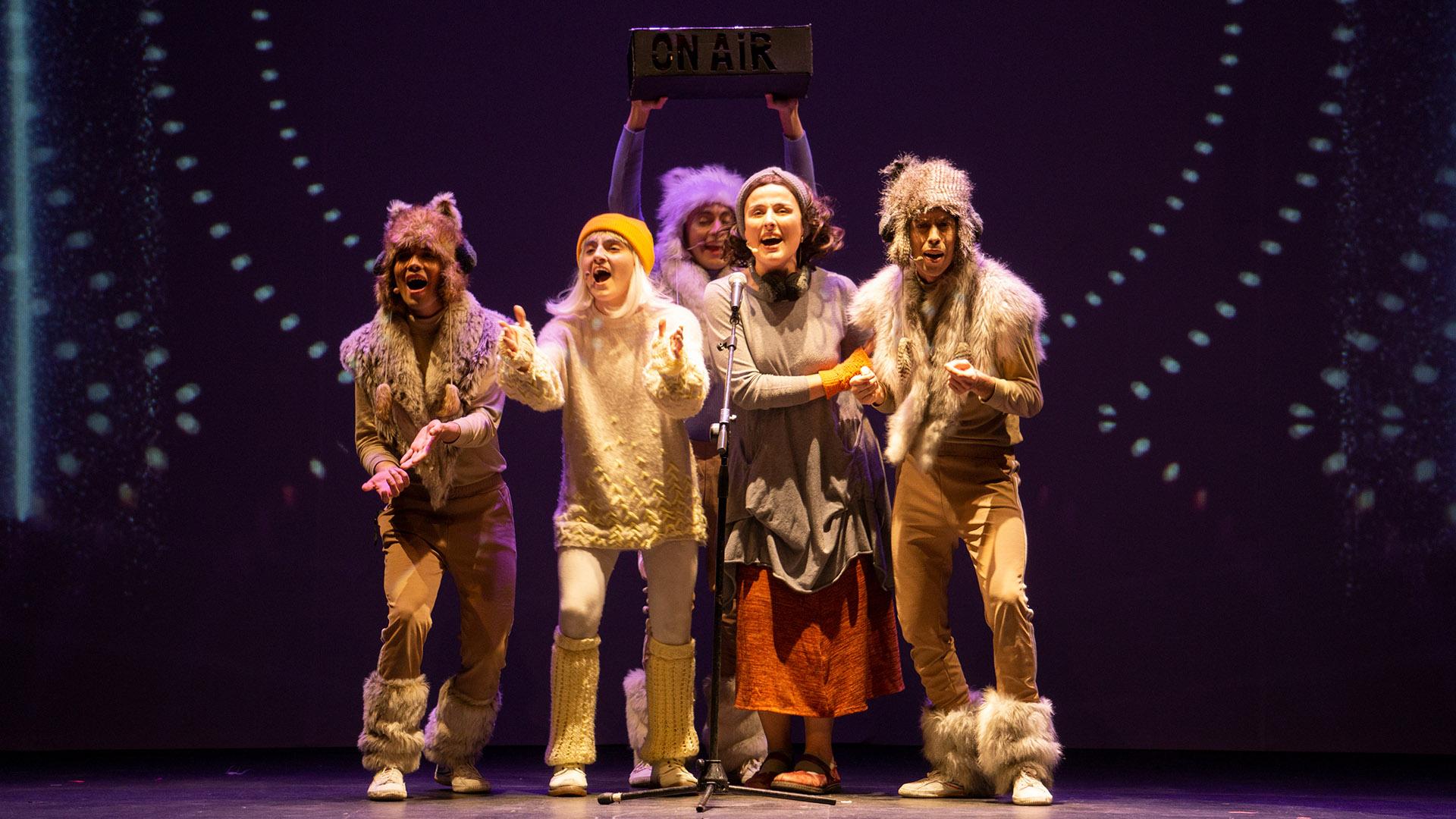 FITZA 2021:                                                     ¡El teatro vuelve a los barrios de Antofagasta!