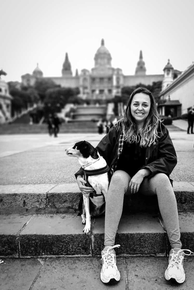 Gabriela Reyes Matamoros Con Taltal siempre en el corazón