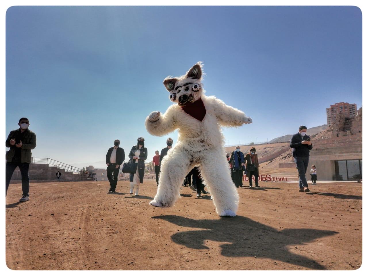 Identidades Festival se reencuentra con la comunidad en torno a las artes vivas en su VII edición en el Desierto de Atacama